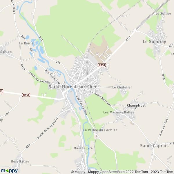 Soins domicile saint florent sur cher 18400 for Garage saint florent sur cher