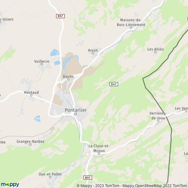 Caf Ef Bf Bd A Paris Carte