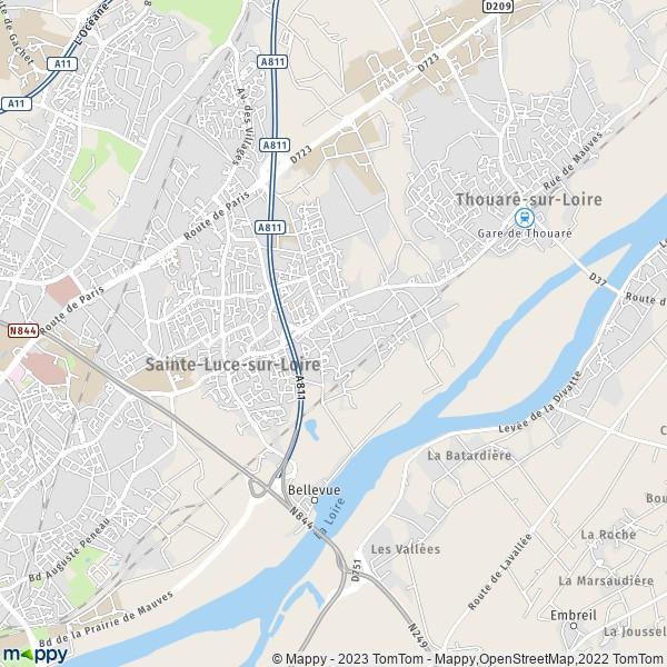 Ville Sainte Luce Sur Loire