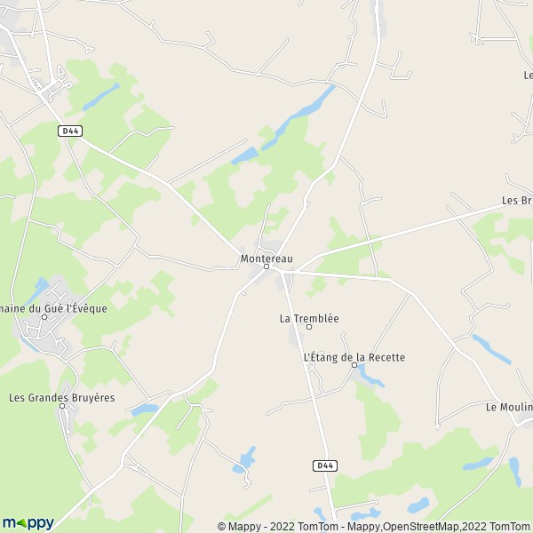 Recherche Plan De La Ville De Gourville