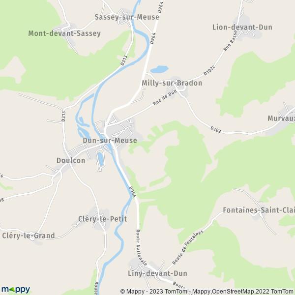 Covid 19 Dun Sur Meuse Situation Sanitaire Pour La Ville De Dun Sur Meuse 55110