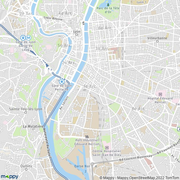 lyon arrondissement