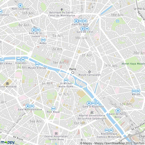 paris plan