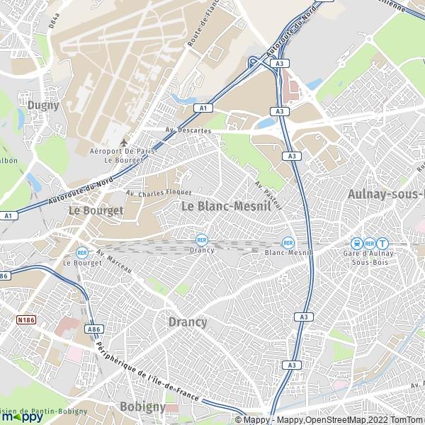 rencontres Ile de France Seine Saint Denis Le Blanc Mesnil